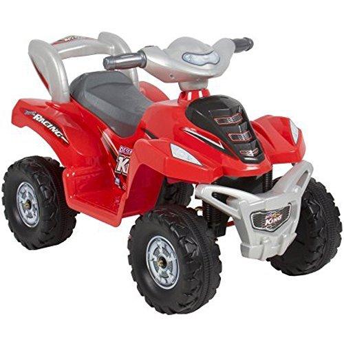 Kids Ride On Car ATV 6V Toy Bicycle Quad Battery Power Elec