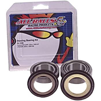 Steering Stem Bearing Kit For 1984 Honda ATC200ES ATV~All Balls 22-1002