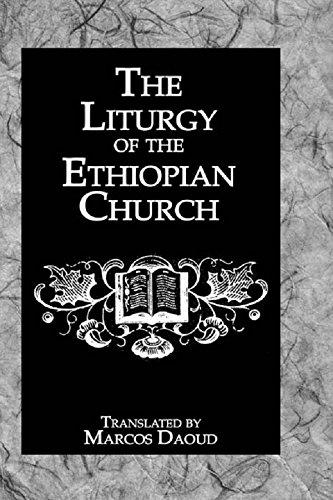 Litugy Ethiopian Church (Kegan Paul Library of Religion & Mysticism) Pdf