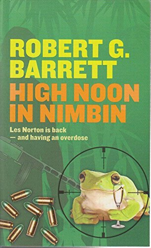 book cover of High Noon in Nimbin