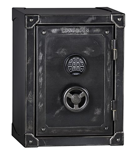 LONGHORN Model LSB2418 Gun Safe by Rhino Metals, Home & Office Safe, 130 lbs