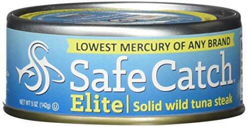 Safe Catch Elite Wild Tuna - 12 pack