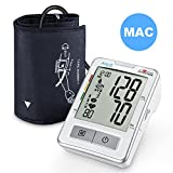 Upper Arm Digital Blood Pressure Monitor, APULZ Automatic Blood Pressure Cuff Machine with Accurate MAC Mode and Large Clear LCD Display for Home, FDA Approved …
