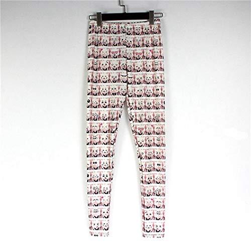 Leggings Mujer 10 Abchic De Multicolores 7wA7dq