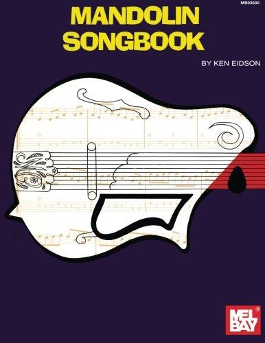 Mel Bay Mandolin Songbook (Mandolin Tab Books)