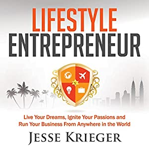Lifestyle Entrepreneur Audiobook