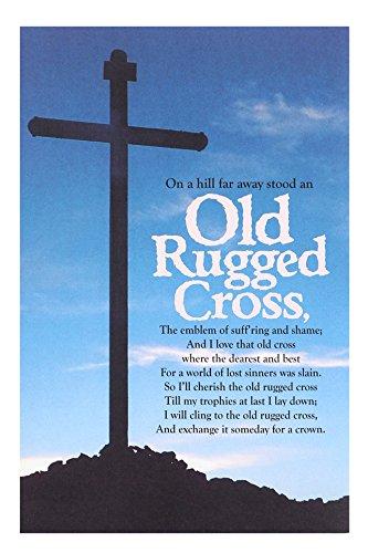 Salt Light Old Rugged Cross Church Bulletins 8 1 2 X 11 Inches