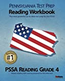 PENNSYLVANIA TEST PREP Reading Workbook PSSA Reading Grade 4, Test Master Press Pennsylvania Staff, 146373946X