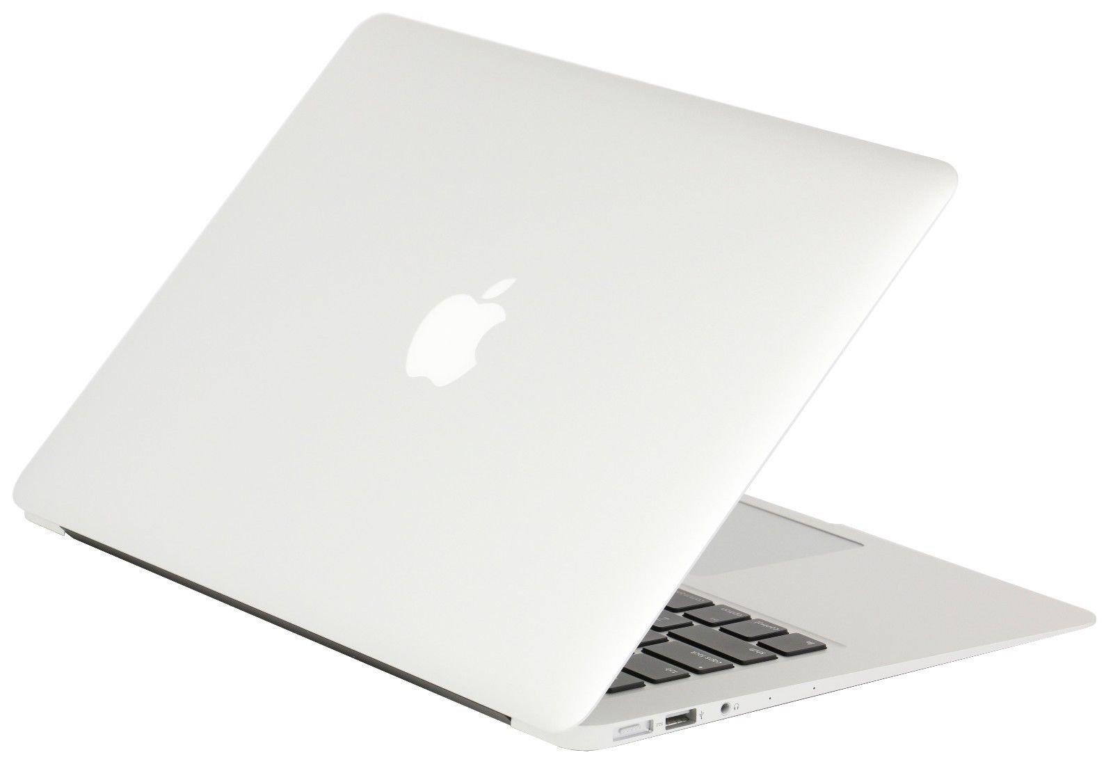 "Apple 13"" MacBook Air, 1.8GHz Intel Core i5 Dual Core Processor, 8GB RAM, 128GB SSD, Mac OS, Silver, MQD32LL/A (Newest Version)"