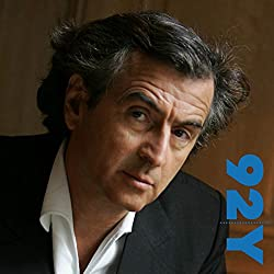 Bernard-Henri Levy on America, France, and the Jews, at the 92nd Street Y