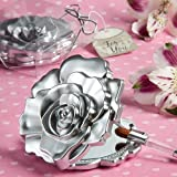 Wedding Favors Realistic rose design mirror compacts