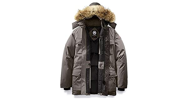Canadá Banff de ganso abrigo Parka: Amazon.es: Deportes y ...