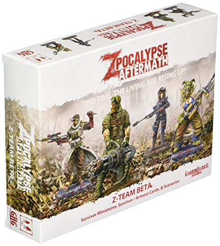 zpocalypse aftermath board game - 2