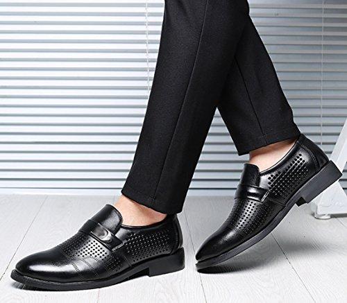 Sandali D'affari Cava In Moda Derby Da Pizzo Casual Scarpe Scarpe Estivi 1 Uomo prqw1p