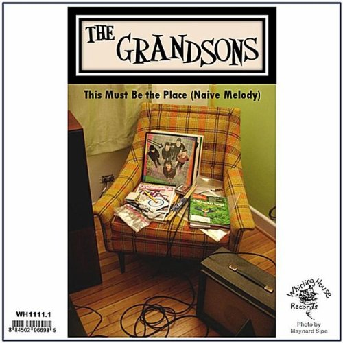 this must be the place naive melody by the grandsons on amazon music
