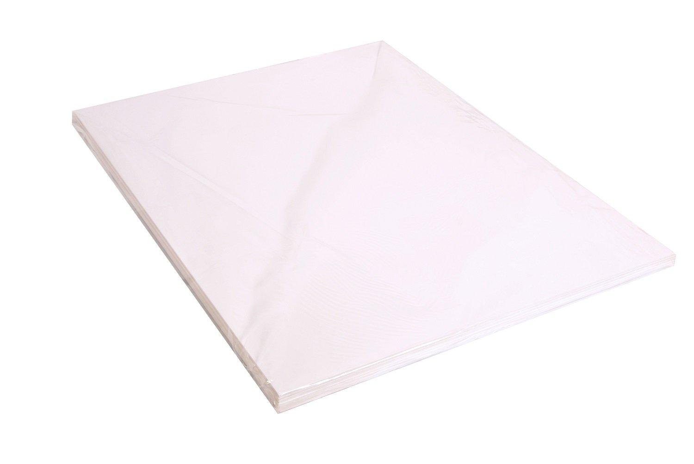 Clairefontaine 93661C Carton Mousse a Fogli, 65 x 50 x 2.5 cm, Bianco C Rhodia Jardinage