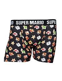 Super Mario Official Men's Underwear/Boxers