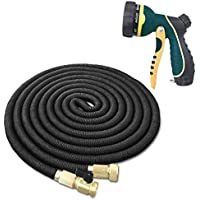 Best Flexible & Expandable Garden Hose - 75 Feet with...