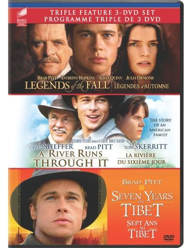 Legends of the Fall / A River Runs Through It / Seven Years in Tibet