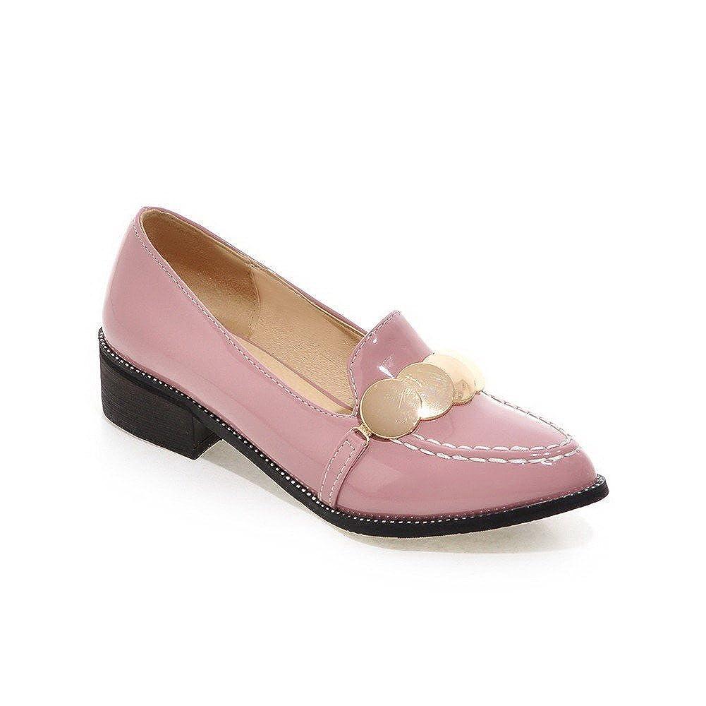 AgooLar , Damen Pumps rosa 34: : Schuhe & Handtaschen