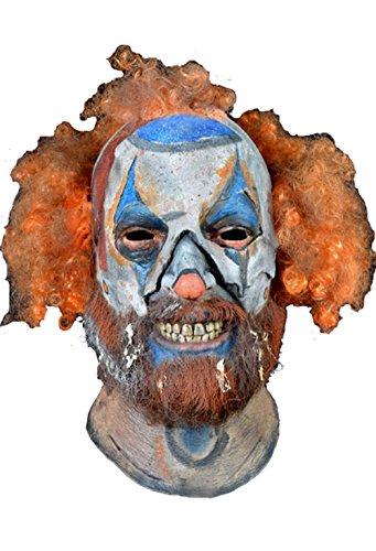 [Rob Zombie's 31 - Schizo Head Halloween Mask] (Rob Zombie Halloween Masks)