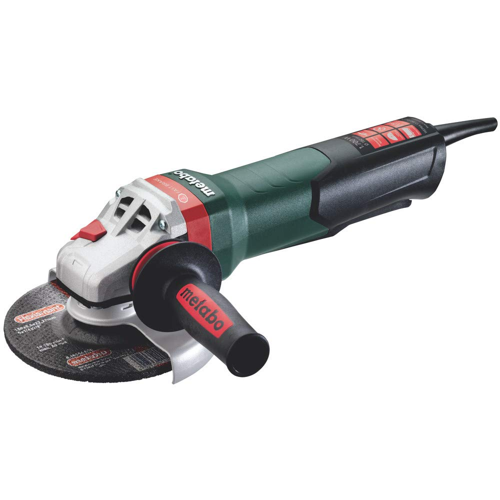METABO WEPBA17-150Quick 6 In. Angle G