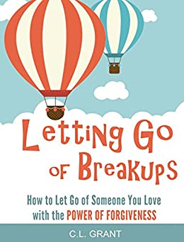 how to let go of someone you love book