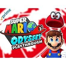 Clip: Super Mario Odyssey Playthrough