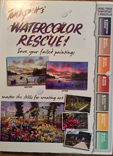 Tom Lynch's Watercolor Rescue by Tom Lynch (January 1, 2008) Hardcover