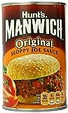 Manwich Original Sloppy Joe Sauce, 24 Ounce