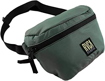 Rvca Men/'s Waist Funny Pack Bag Black Accessories Funny Pack Good Quality