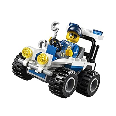 LEGO City: Police ATV Set 30228 (Bagged): Toys & Games