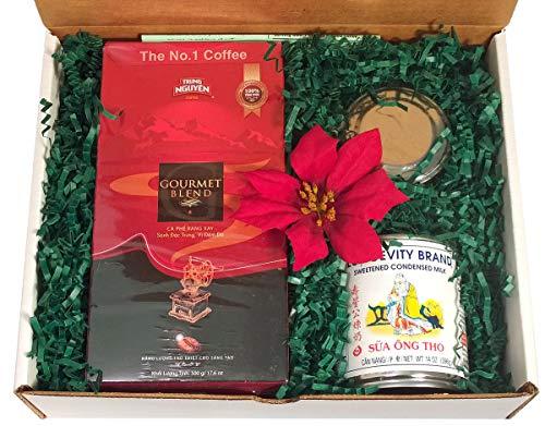 - Vietnamese Coffee Kit by Len's Coffee LLC