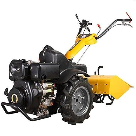 Texas universal eléctrica con de 4 del Cultivo de/suelo Fresadora Pro trac 950de: Amazon.es: Jardín