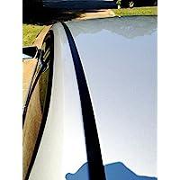 312 Motoring fits 2006-2010 BMW E60 M5 Chrome Window Trim MOLDINGS 2PC 2007 2008 2009 06 07 08 09 10