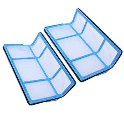 Image Unavailable. Image not available for. Color: Electropan Replacement Primary Filters for ILIFE v3s pro Robotic Vacuum ILIFE v5s ...