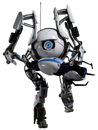 3A x VALVe Portal 2 ATLAS 1:6 Scale Light-Up Figure (P Body Gun Portal)