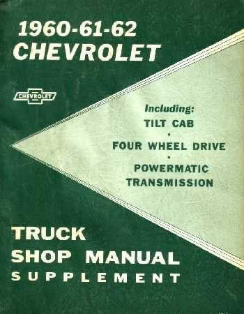 1962 c10 pickup wiring diagram amazon com 1960 1961 1962 chevy truck shop service repair manual  amazon com 1960 1961 1962 chevy truck
