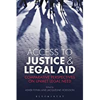Access to Justice and Legal Aid: Comparative Perspectives on Unmet Legal Need