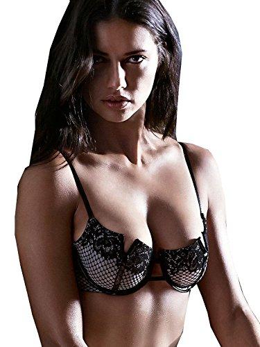 victorias-secret-very-sexy-scandalous-balconet-faux-leather-bra-34c-black-purple