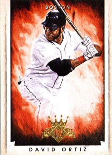 2015 Panini Diamond Kings #36 David Ortiz Red Sox MLB Baseball Card NM-MT ()