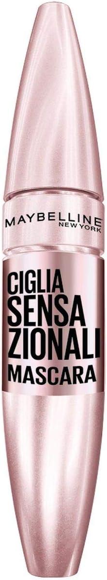 SaluteCosmetica - Maybelline New York Ciglia Sensazionali Mascara Volumizzante Very Black