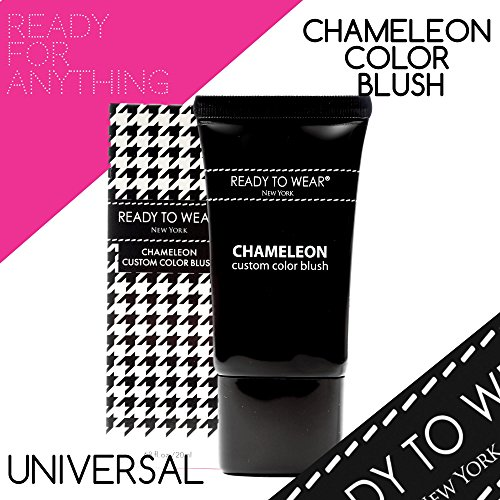 Ready To Wear CHAMELEON COLOR BLUSH Self Adjusting Perfect Blush Makeup Made In Italy