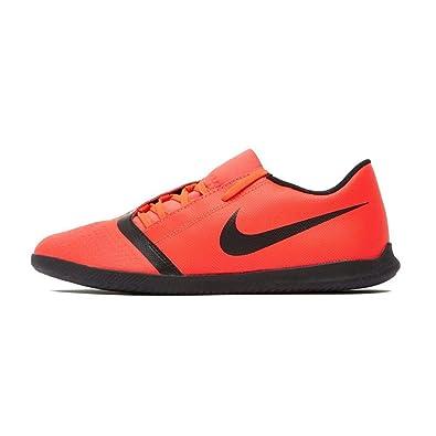 best cheap bdc48 c64a4 Nike Phantom Venom Club Indoor Soccer Shoe Bright Crimson Black Size 7.5 M  US