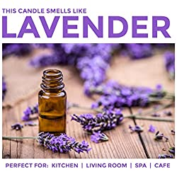 Venta Scented Candles, Lavender