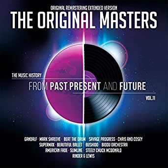 The Original Masters, Vol 11 The Music History of the Disco by