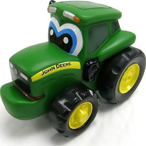 John Deere Tractor retrofricción TOMY