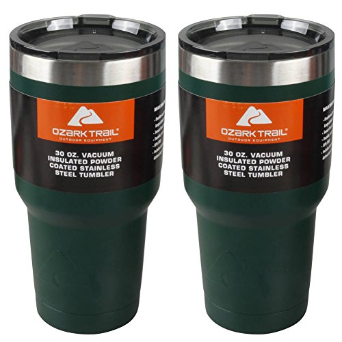 Ozark Double Wall Insulated stainless tumblers