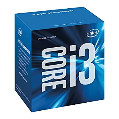 Intel BX80662I36100 Core i3-6100 3M Cache, 3.70 GHz Processor by Intel