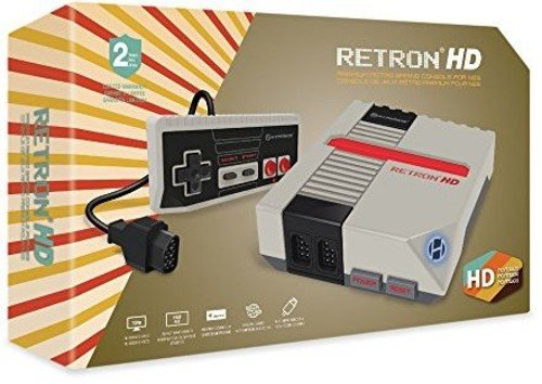 Hyperkin Retron 1 Hd Gaming Console For Nes  Gray